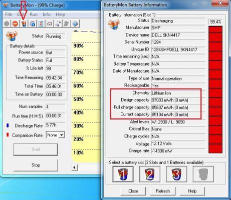 Dịch Vụ Thay Pin laptop