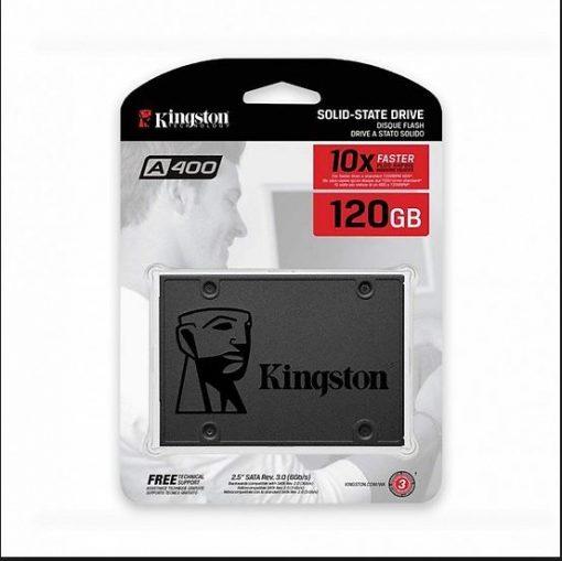 Ổ cứng SSD laptop Kington 120gb A400 Chính hãng