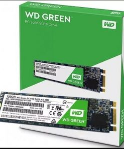 SSD WD Western Digital Green 120GB