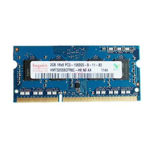 Ram laptop ddr3 2gb buz 1333 mhz cũ