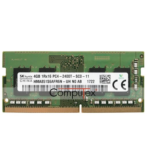 Ram laptop ddr4 4GB bus 2400 cũ
