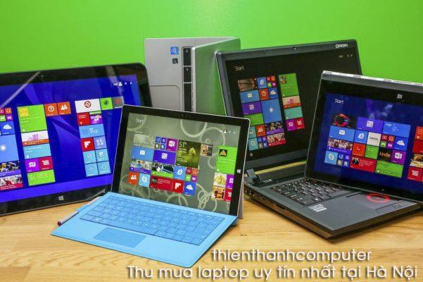Thu mua xác laptop giá cao tại Hà Nội