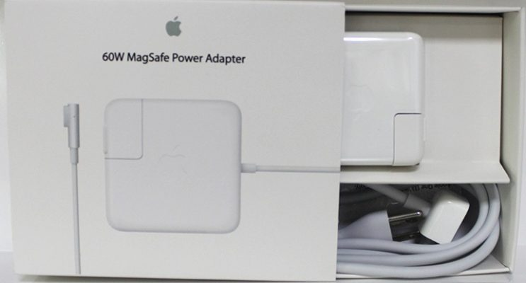 Sạc macbook magsafe1 60W Original Full box